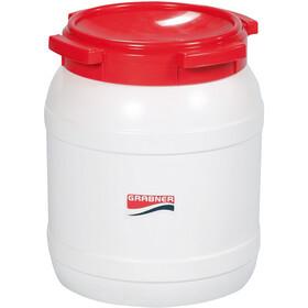 Grabner Plastic Can 26l white